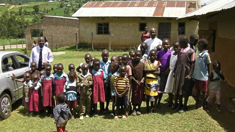 Children at Mochengo – A new addition to the A.O.N. Network